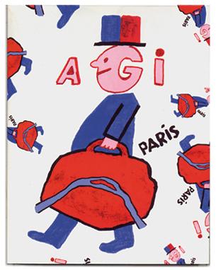 Conception et mise en page, avec Pierre Bernard, du livre «Paris vu par», réunissant les travaux de 127 graphistes membres de l'AGI, à l'occasion du 50e anniversaire de l'association.Livre réalisé au cours d'un stage à l'Atelier de Création Graphique en 2001.Idée originale : Jeffrey Fisher & les «Amis de l'AGI en France»Couverture : dessin de SavignacImprimerie : ComelliPapier : Job Parilux (Scheufelen)Photogravure : Otterbach GroupLa parution du livre a été suivie d'une exposition à la Galerie Anatome, de septembre à décembre 2001.Voir le livre —>