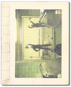 Conception d'un livre de photographies personnelles, journal de voyage d'un séjour de quatre mois à Berlin (2000-2001).Voir une sélection de photos —>