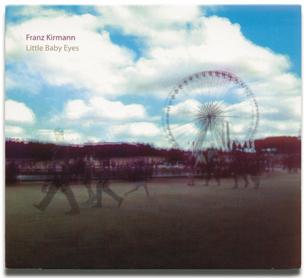 Conception et réalisation de la pochette de l'album «Little Baby Eyes» pour Franz Kirmann, 2009. Voir la pochette —>
