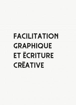 Exemple d'animation d'un atelier de facilitation graphique / écriture créative au sein d'un Conseil de Quartier. Voir le résultat —>
